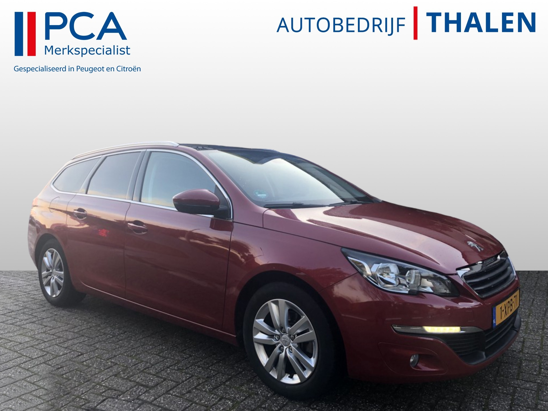 Peugeot 308 AUTOMAAT 130 PK, LUXE SW 1.2 e-THP Blue Lease Executive Automaat