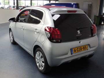 Peugeot 108 1.0 VTi Active Top CABRIO