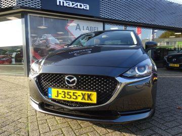Mazda 2 1.5 Skyactiv-G Comfort , Demo voordeel van € 1.000,- , Automaat,