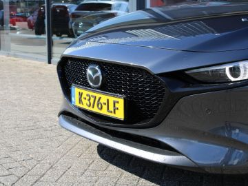 Mazda 3 HB 2.0 SkyActiv-X 180PK Luxury , Demo voordeel van € 2.000,- , Au