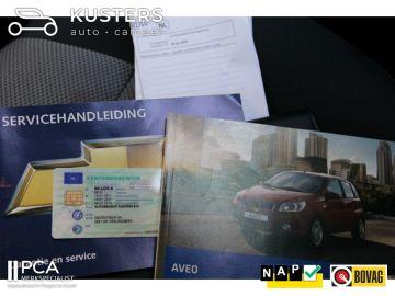 Chevrolet Aveo 1.2 16V LS B-clever