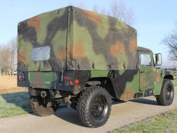 Hummer H1 AM GENERAL  Troop Carrier  6.2